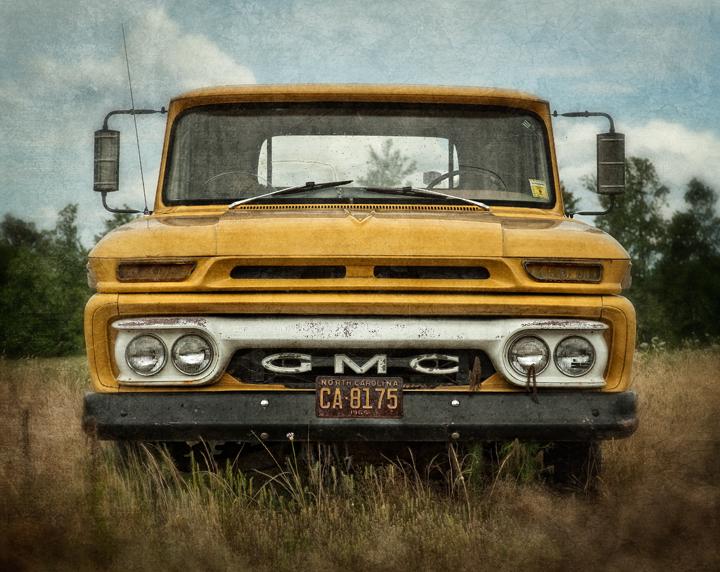 64 gmc pickup