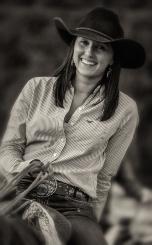 cowgirl_bw