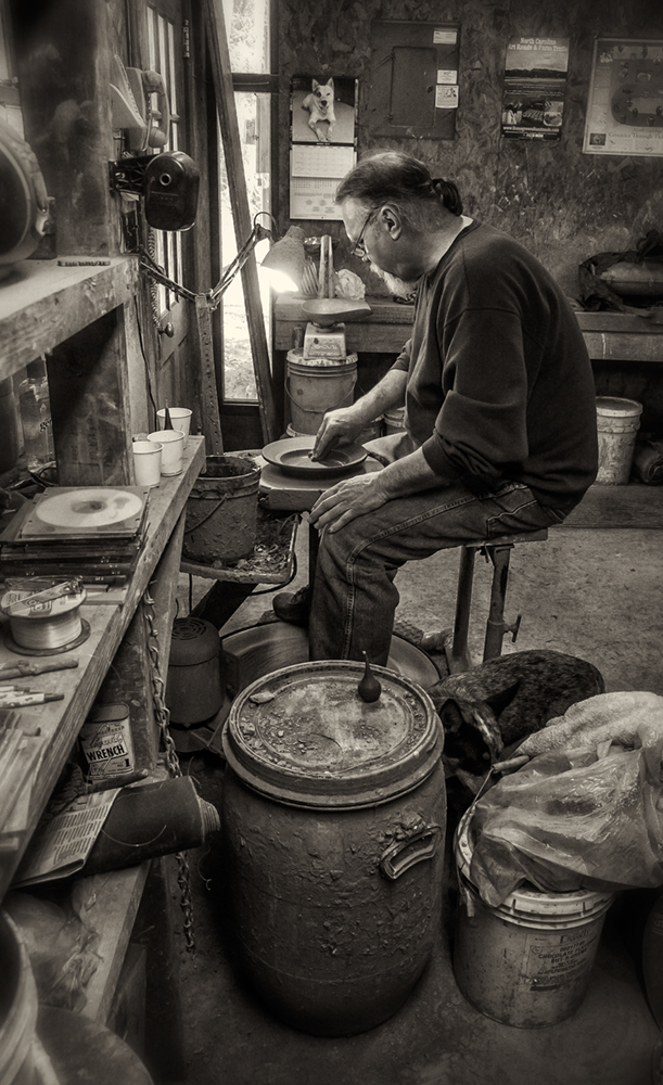 hal-pugh_new-salem-pottery