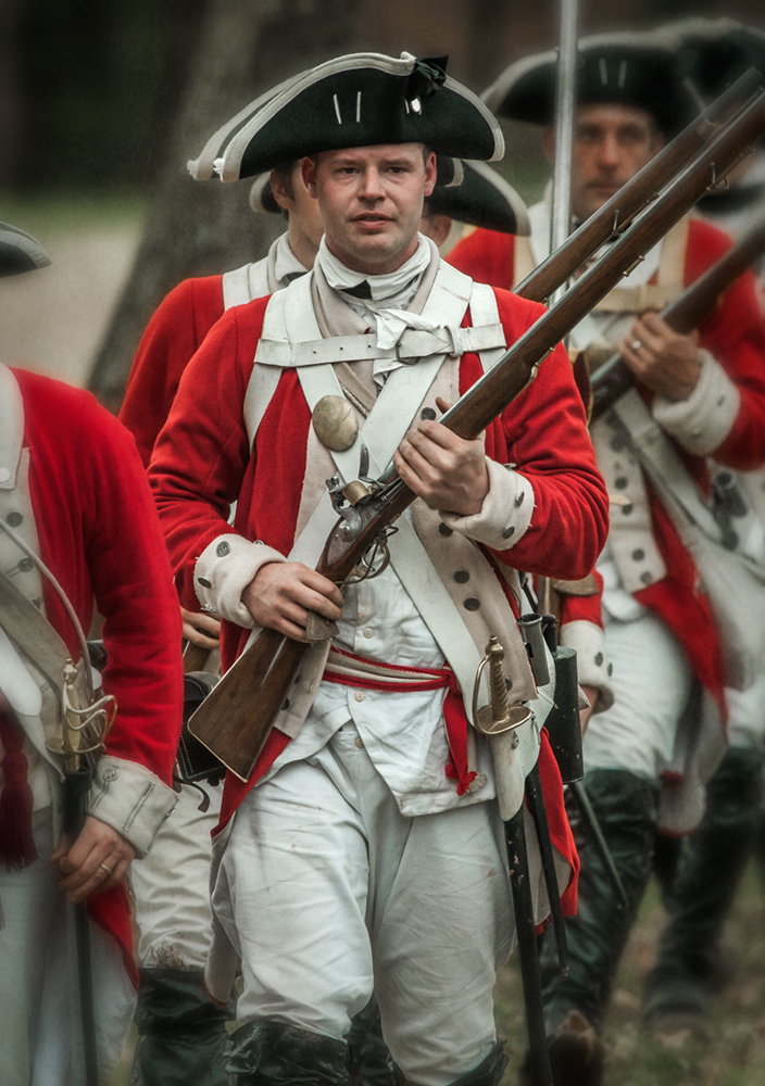 british soldier_guilford courthouse