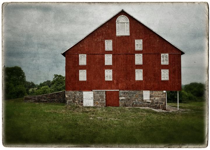 gettysburg barn_3A