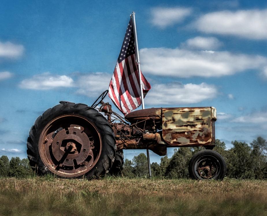 racine rd tractor