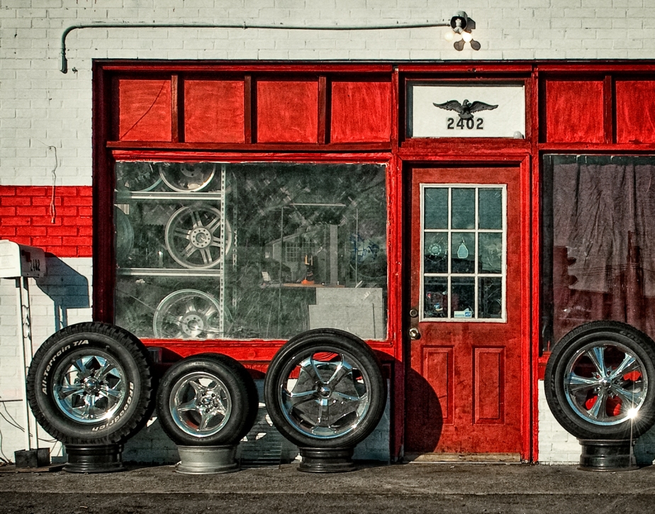 gso tire shop