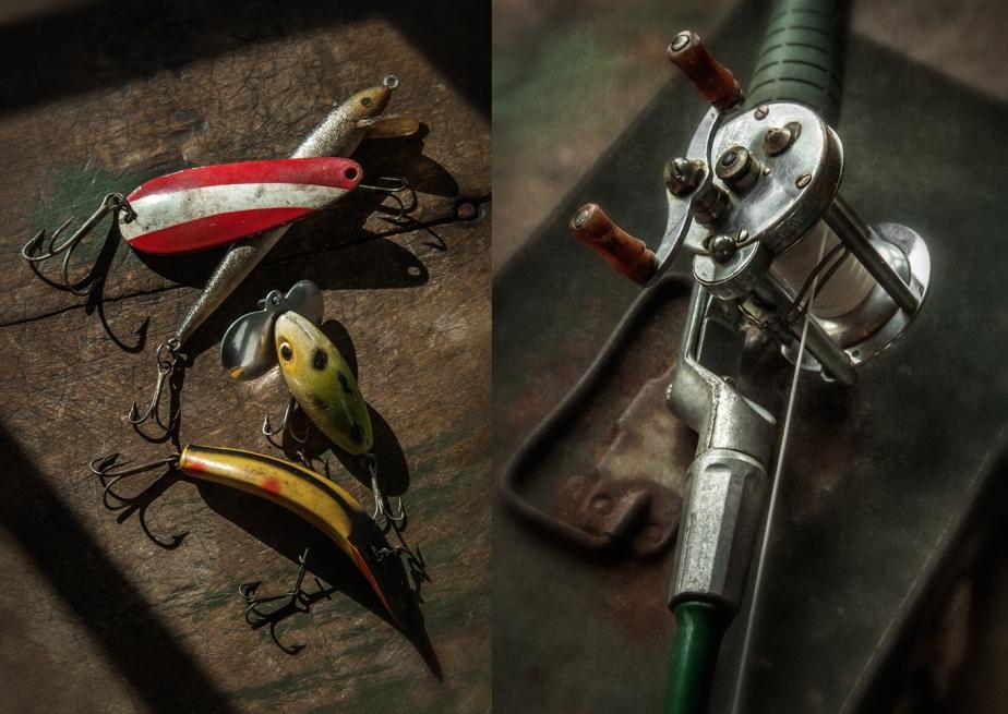 fishing lure_rod_reel_ group
